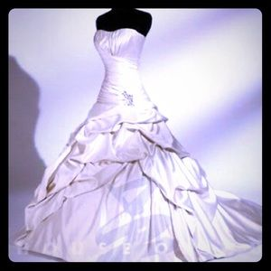 Private Collection new with tags wedding gown